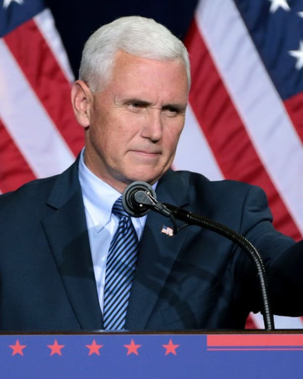 Guardsman Threatens To Kill Mike Pence (Photo) Promo Image