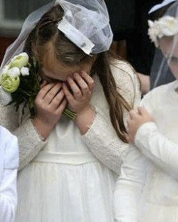8-Year-Old Girl Dies On Her Wedding Night For One Simple Reason Promo Image