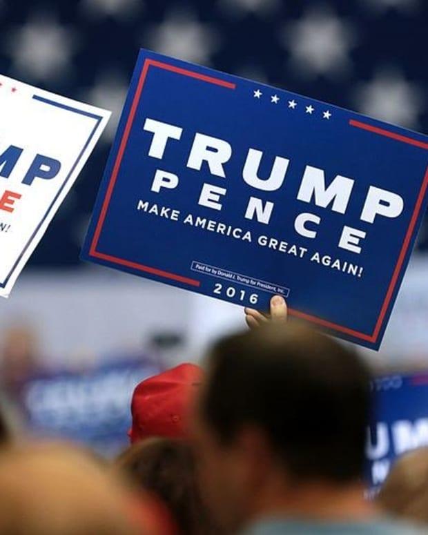Trump Supporter Gets Shocking Invitation (Photos) Promo Image