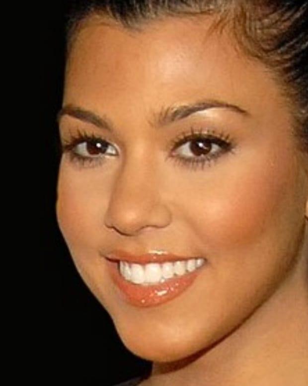 Is Kourtney Kardashian Pregnant? Promo Image