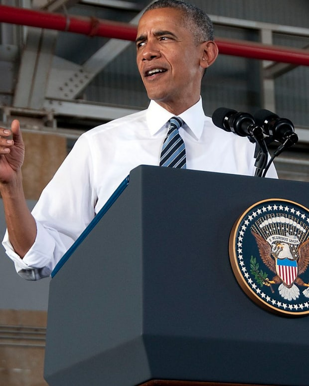 Obama Jokes About Confederate Ancestor Promo Image