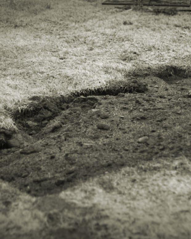 Man Buries Himself Alive For Drug Awareness Campaign (Photos) Promo Image