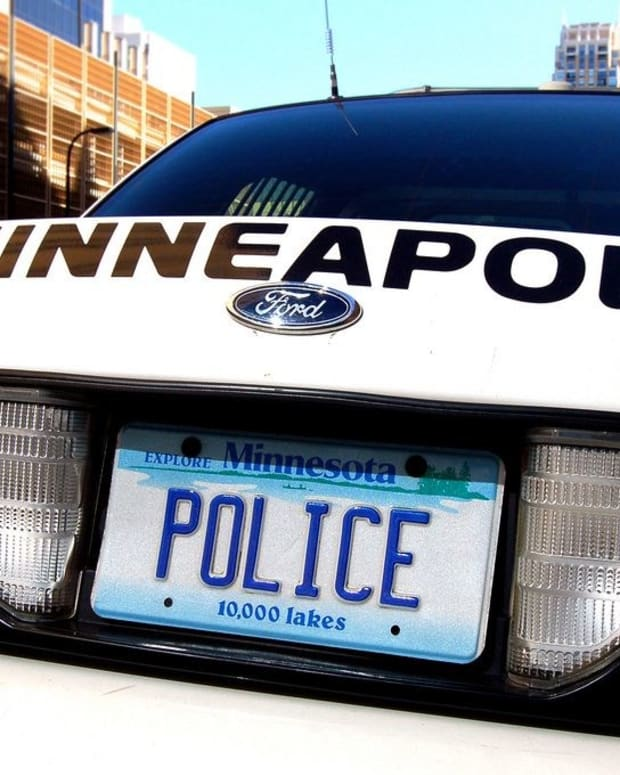 Minneapolis Police Shoot Woman (Photos) Promo Image