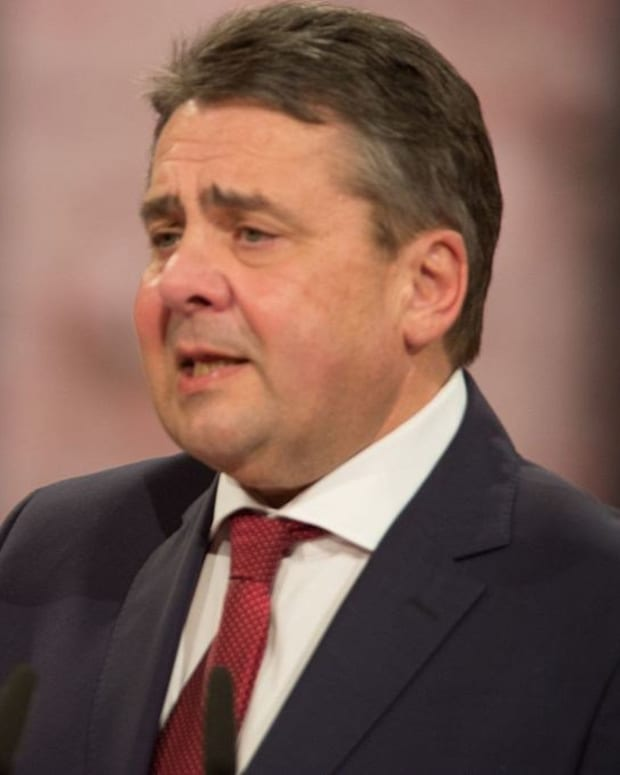 Foreign Minister: Germany Must Stand Up To U.S. Promo Image