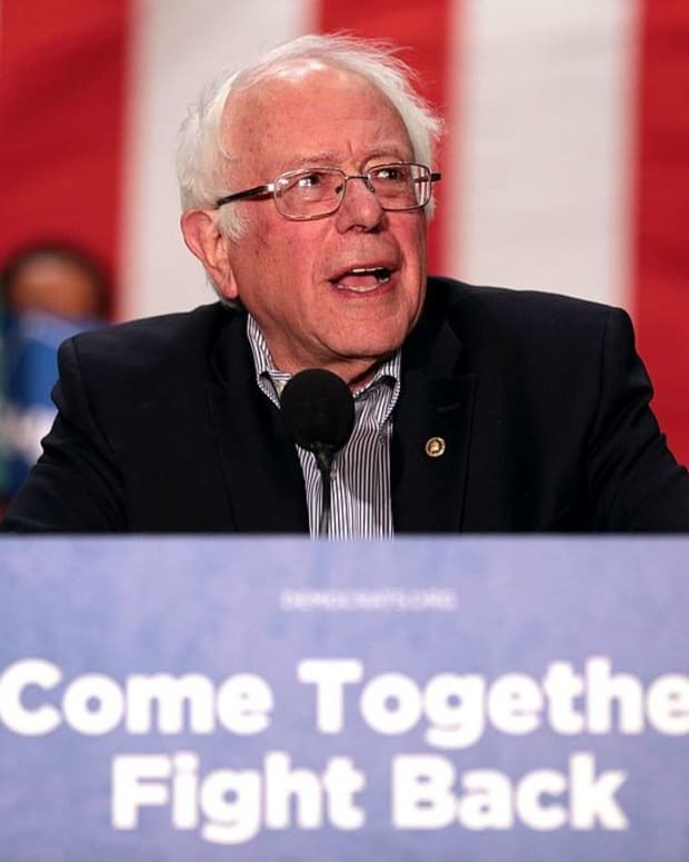 Poll: Sanders Favorite For Democrats In 2020 Promo Image