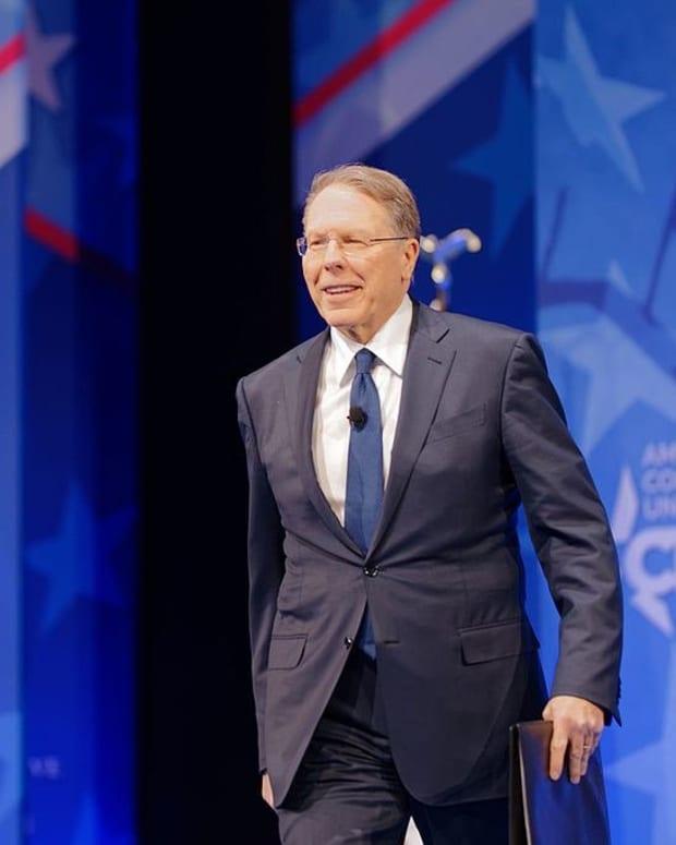 Harvard Professor: NRA Is A 'Terrorist Organization' Promo Image