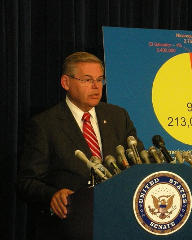Jury Still Out In Menendez Case Promo Image