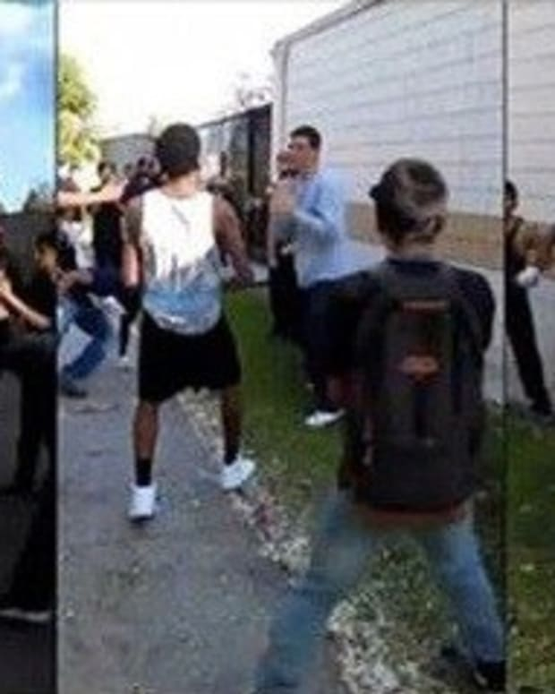3 Thugs Attack Teen, Shocked When He Unleashes Nasty Surprise Promo Image