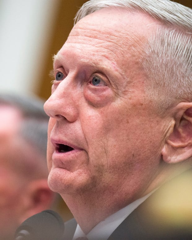 Mattis Threatens North Korea With 'Military Response' Promo Image