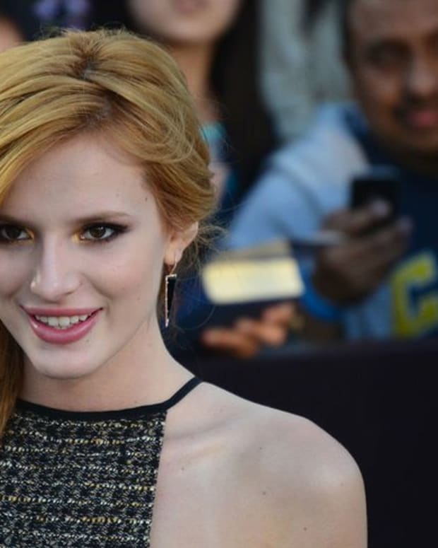 Bella Thorne Shares Topless Photo On Instagram (Photo) Promo Image