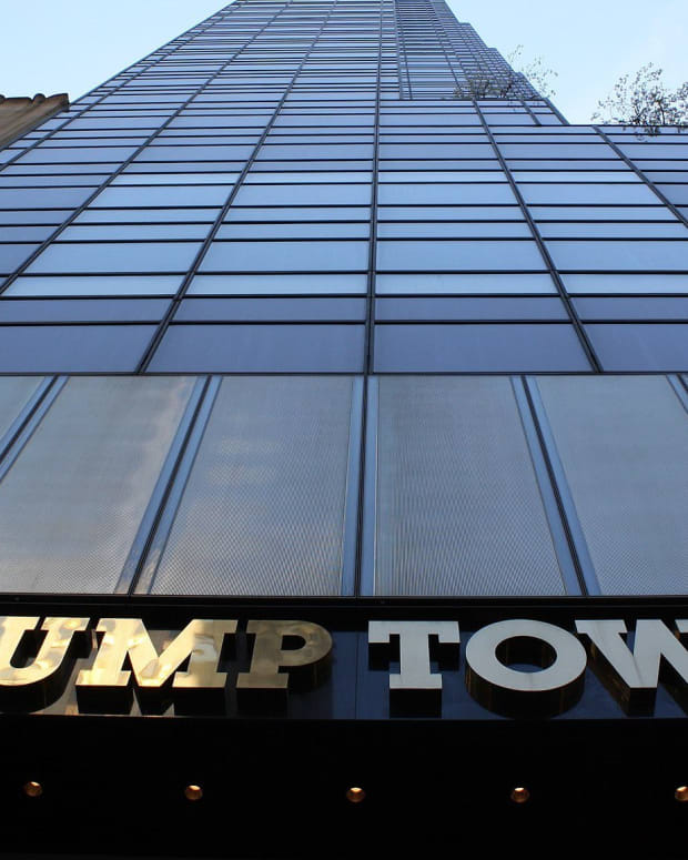 Firefighters Injured After Trump Tower Catches Fire (Photos) Promo Image