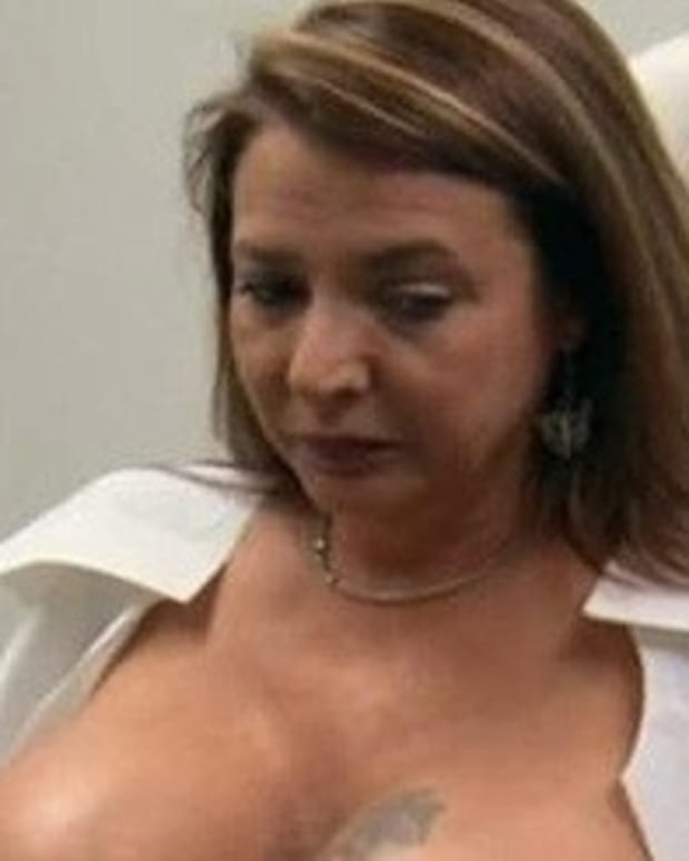Woman Gets Enormous Boob Job For BF, Doesn't Realize One Little Thing (Photos) Promo Image