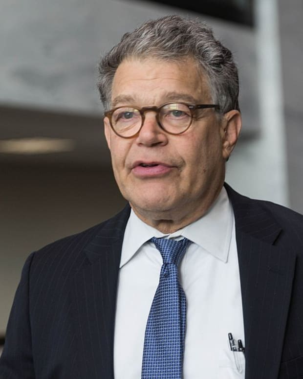 Franken Pledges To Win Back Trust After Allegations Promo Image