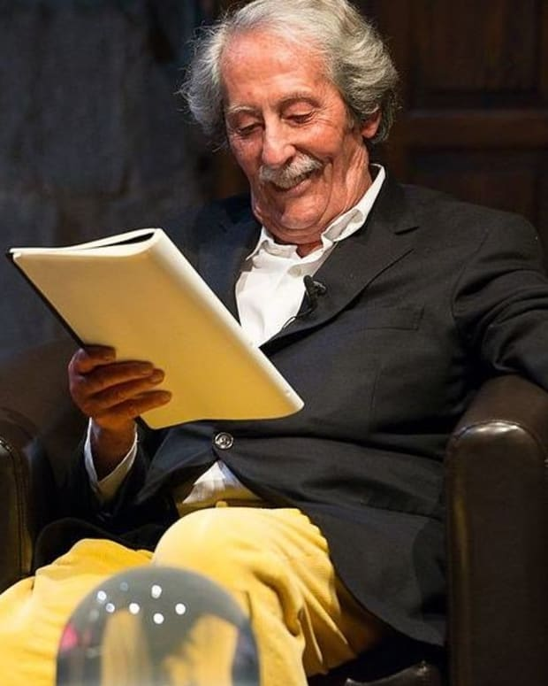 Actor Jean Rochefort Dies At 87 Promo Image