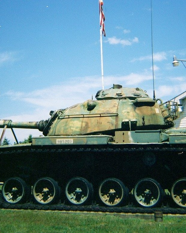 Man Parks WWII Tank In Front of House, HOA Not Happy (Photos) Promo Image