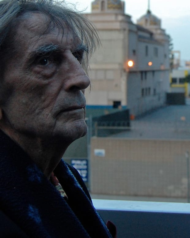 Actor Harry Dean Stanton Dies At 91 Promo Image