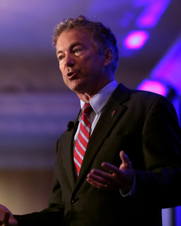 Rand Paul: Afghanistan Troop Surge Is A 'Terrible Idea' Promo Image
