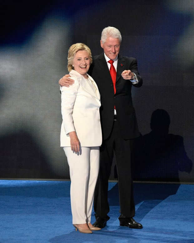Sources Say Hillary And Bill Clinton Not Speaking Promo Image
