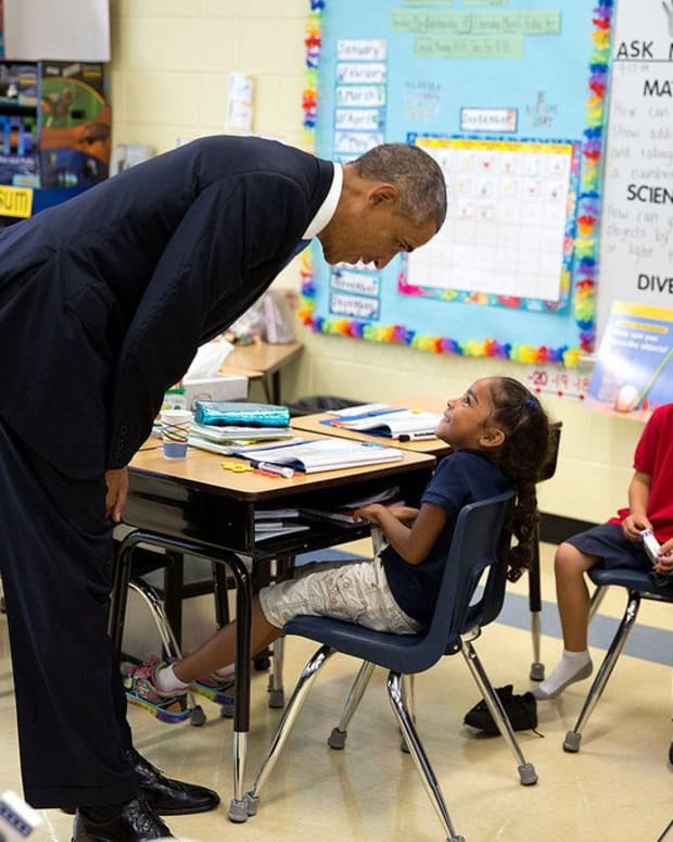 Mississippi School To Be Renamed After Barack Obama Promo Image