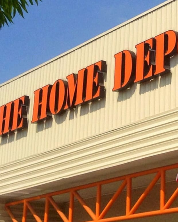 Home Depot Fires Veteran For Confronting Shoplifter Promo Image