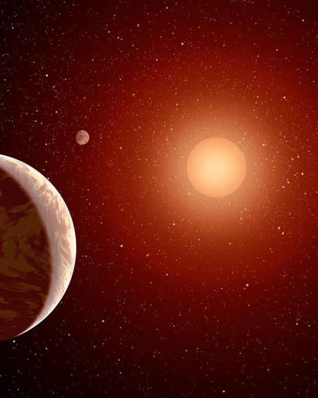 New Planet Outside Our Solar System Could Support Life Promo Image