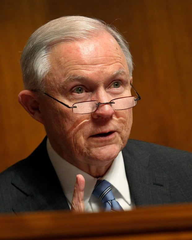 Report: Sessions May Have Played Role In Ending DACA Promo Image
