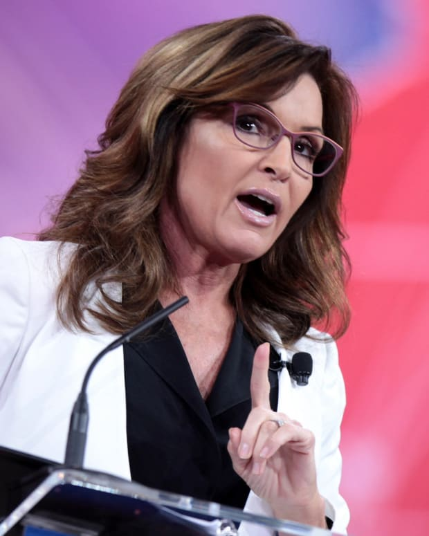 Palin: I Haven't Been Harassed Because I Carry A Gun Promo Image