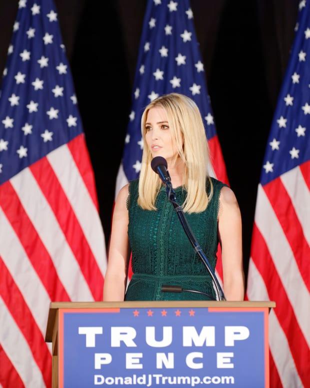 Ivanka Trump's Eclipse Tweet Gets Snarky Replies (Photos) Promo Image