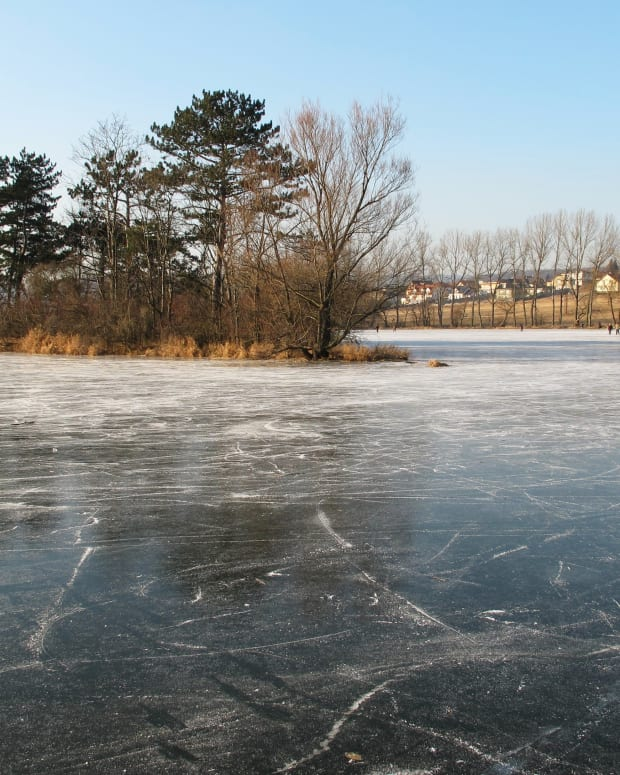 Boy Dies After Saving Friend From Frozen Pond Promo Image
