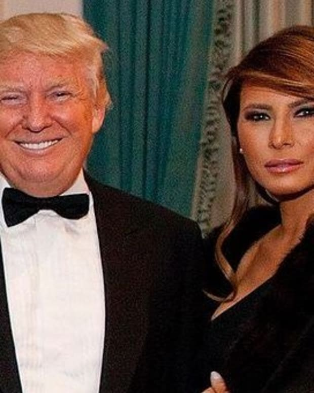 Trump Insider: Melania Feels Pressure To Be 'Perfect' Promo Image