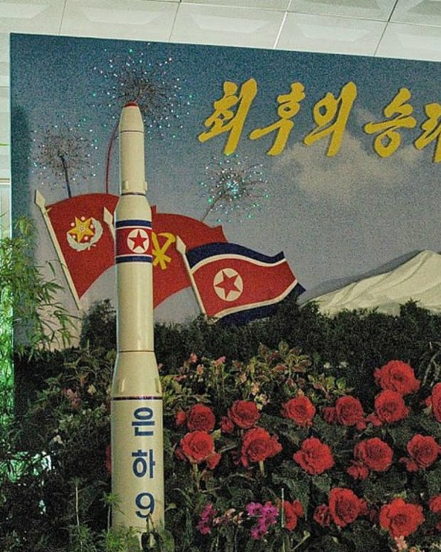 200 Feared Dead At North Korean Nuclear Test Site  Promo Image