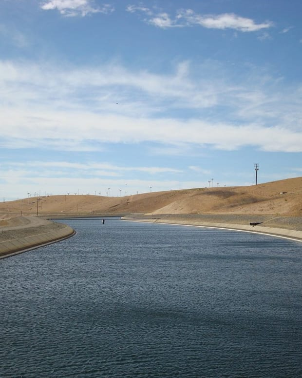 California Aqueduct Site Of Second Fatal Crash (Photos) Promo Image