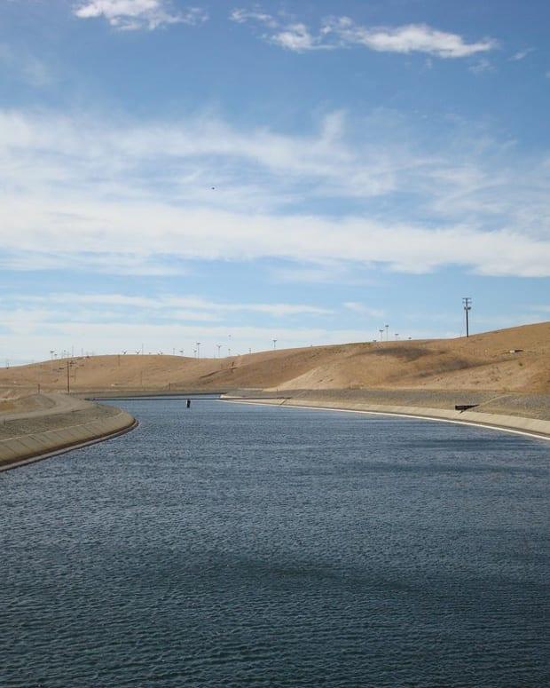 California Aqueduct Site Of Second Fatal Crash (Photos) Promo Image