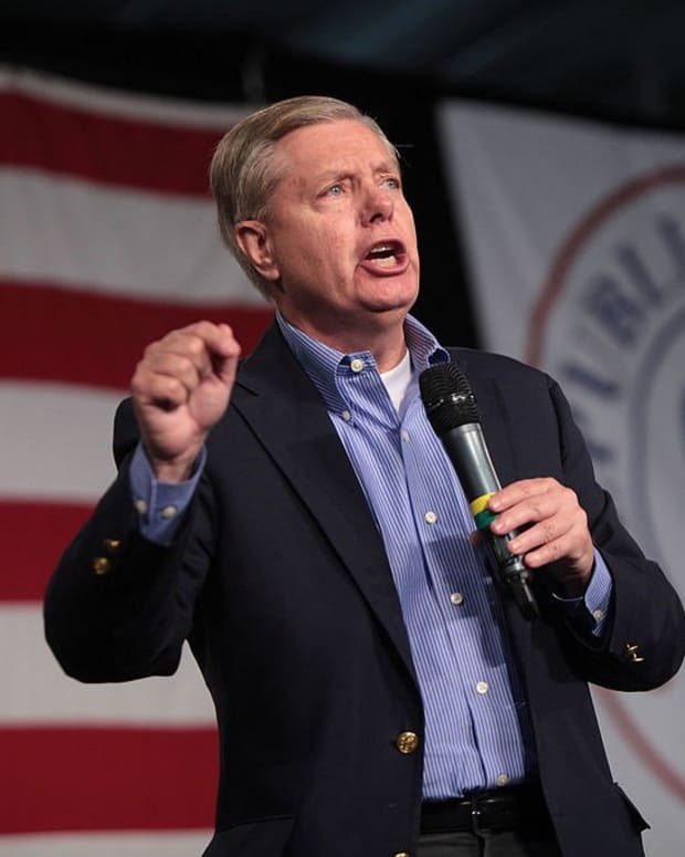 Graham Warns GOP Will Suffer If Tax Reform Fails Promo Image