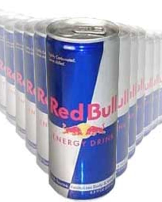 Man ordered not to drink Red Bull after assault.