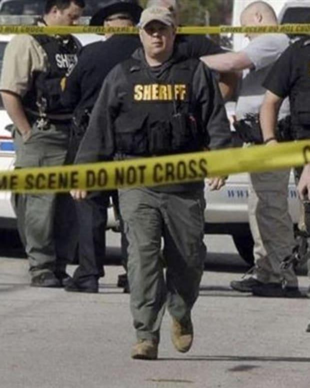 Police investigate the murder of baby Antonio in Brunswick, Ga.