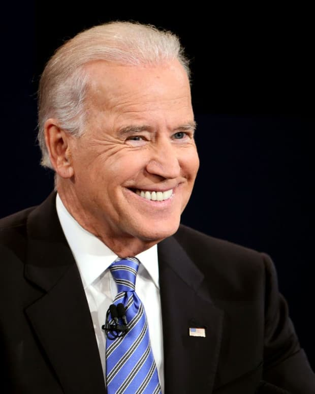 Joe Biden's Trips To London And Paris Cost More Than $1