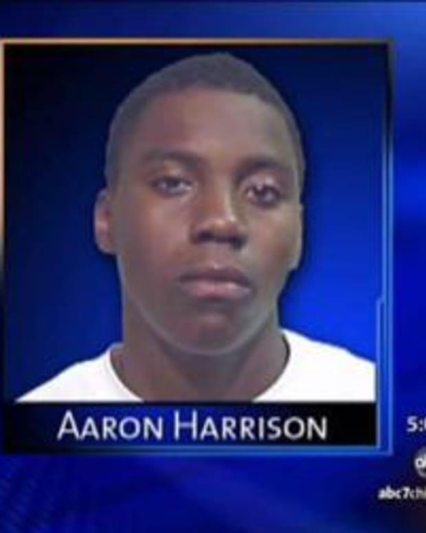 Aaron Harrison