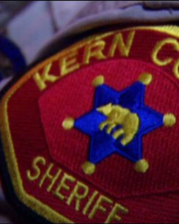 Kern County sheriff