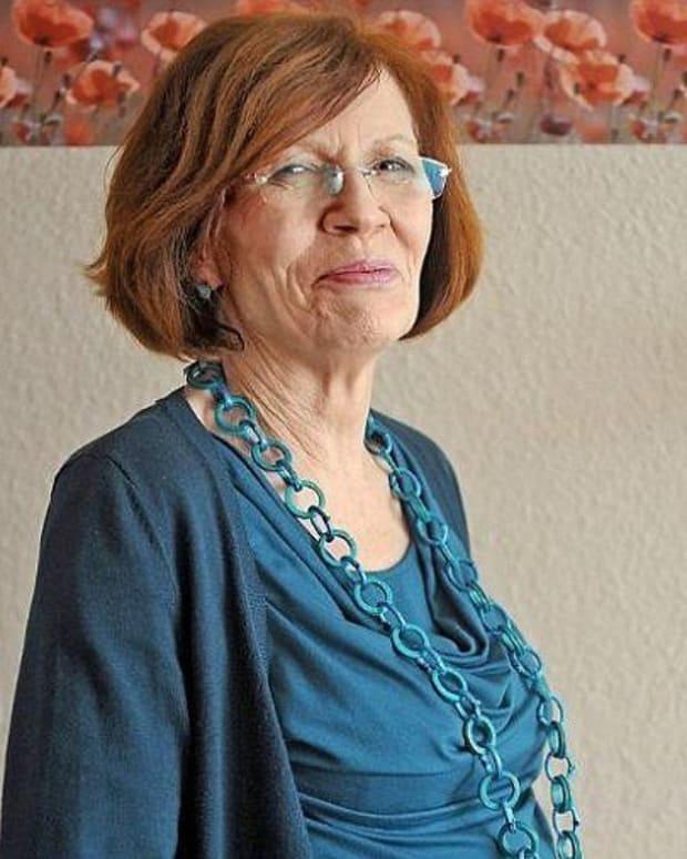 Annegret Raunigk.