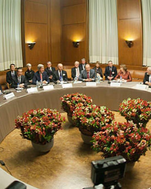 Iran Negotiations.