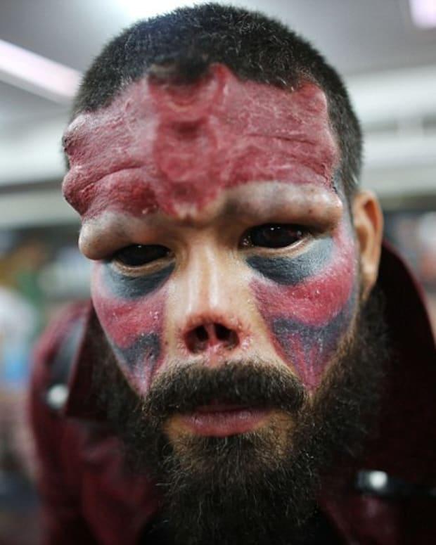 Henry Damon aka Red Skull.