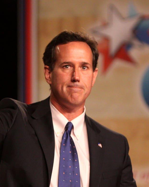 Rick Santorum.