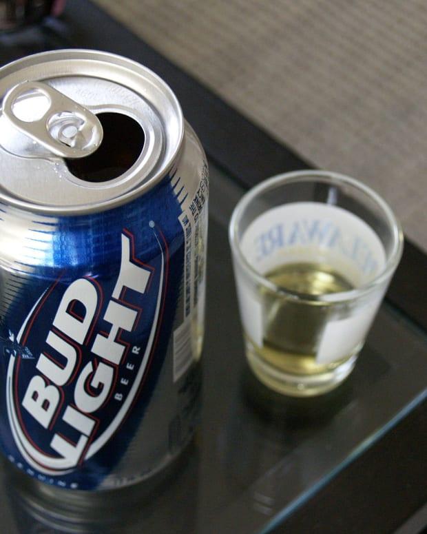 Bud Light Beer.