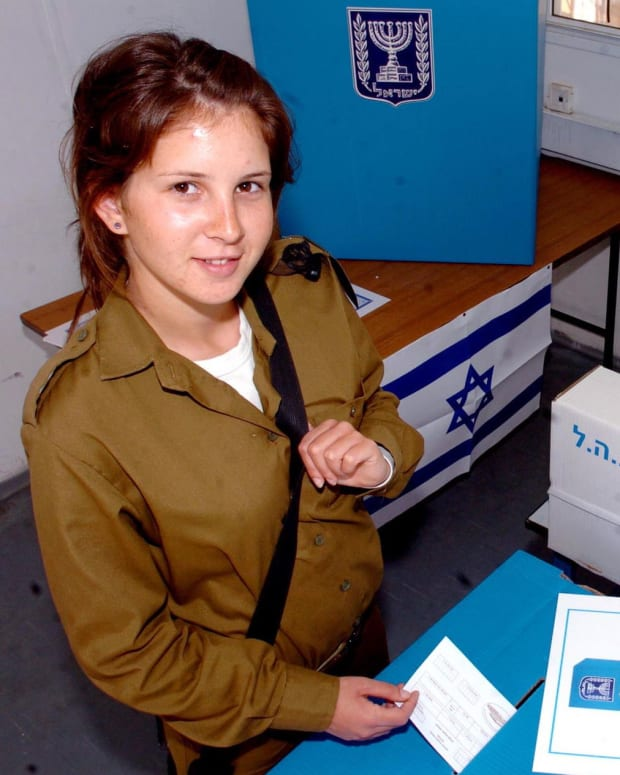 Israel Election.