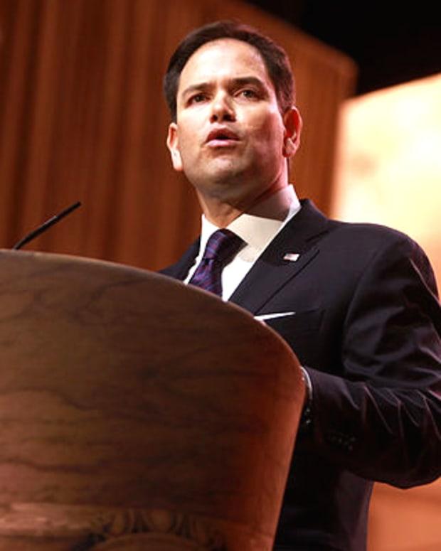 Sen. Marco Rubio.