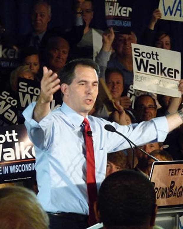 Gov. Scott Walker.