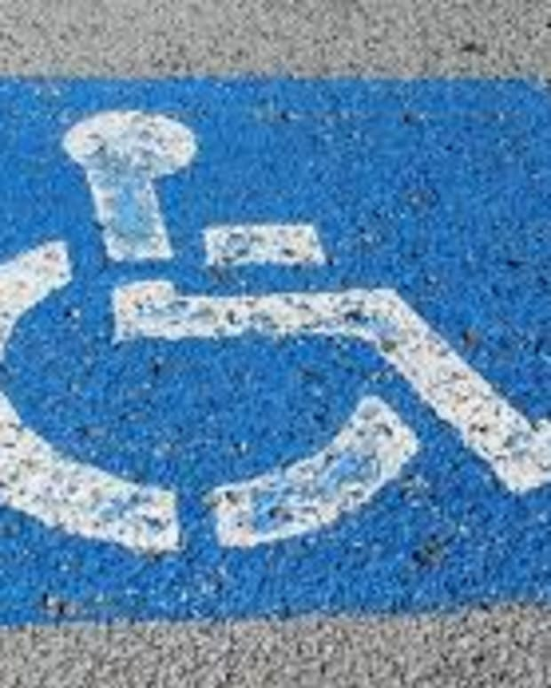 Handicap Parking.