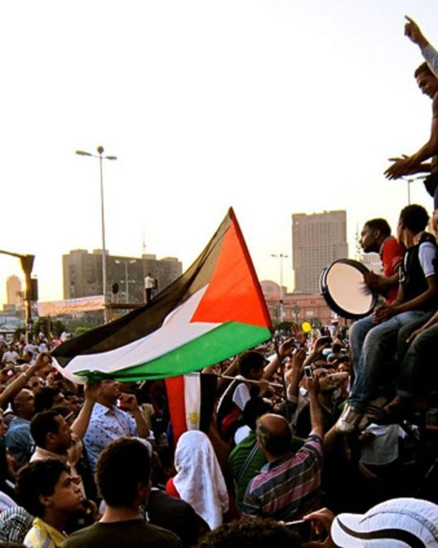 Palestinians.