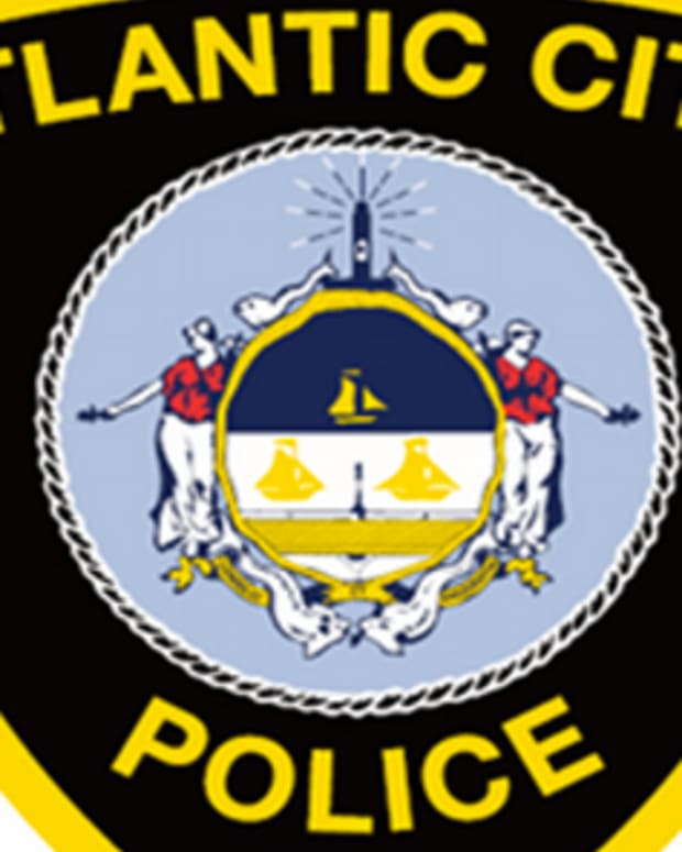 Atlantic City Police Logo.